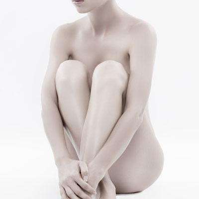 Chica linea corporal