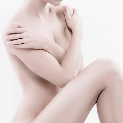 Chica gama suiza cremas corporales