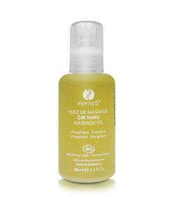L'huile de massage Chi Yang