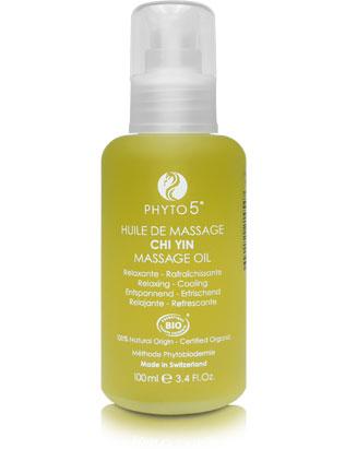 L'huile de massage Chi Yin