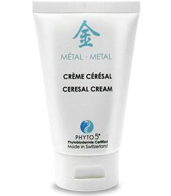 La crème cérésal métal