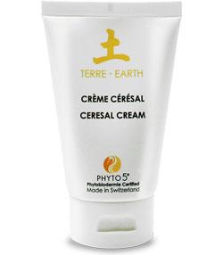 La crème cérésal terre (tierra)