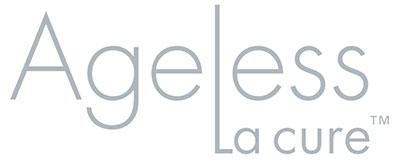 Logotipo ageless la cure