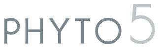 Phyto 5 España | Otra mirada sobre la belleza Logo