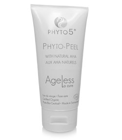 Phyto-peel con AHA naturales