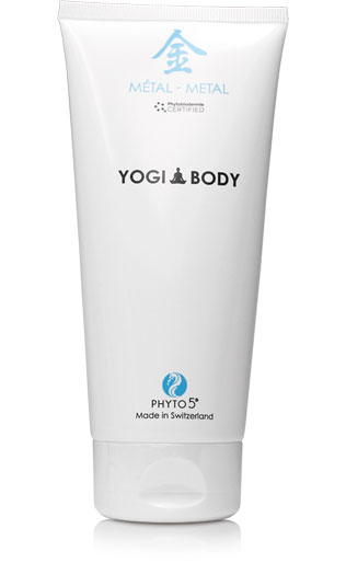 Yogi body métal