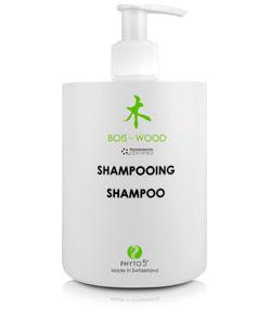 Le shampooing bois 500 ml