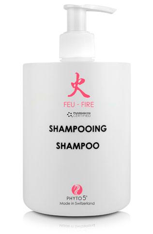Le shampooing feu 500 ml