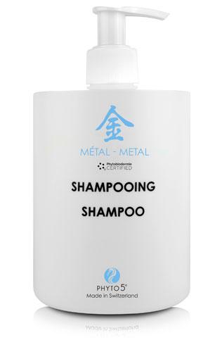 Le shampooing metal 500 ml