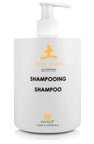 Le shampooing terre 500 ml