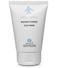 Imagen del tubo de le masque dargile metal